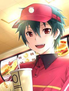 Characters of 'The Devil Is a Part-Timer!'