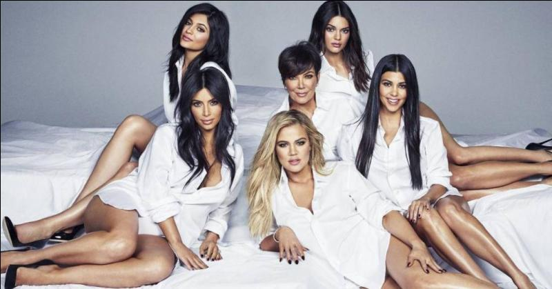 How did the Kardashians become famous?