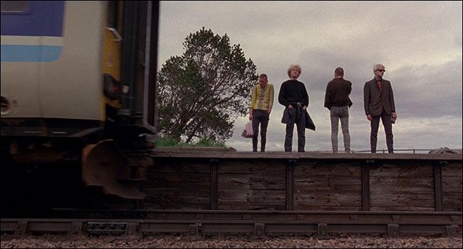 "In which year was the original ""Trainspotting"" movie released?"