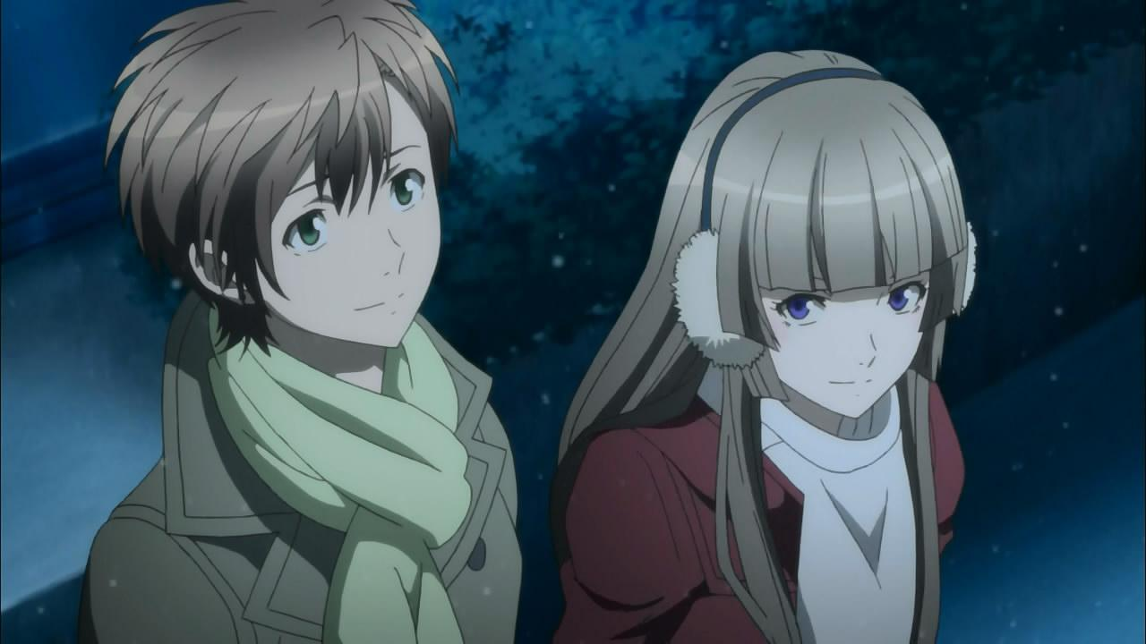 Characters from 'Blast of Tempest'