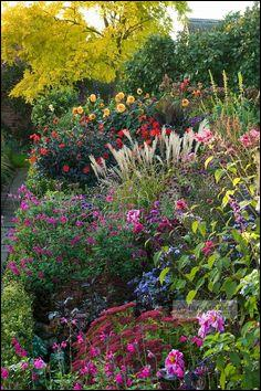 Is this a high water garden or a low water garden?