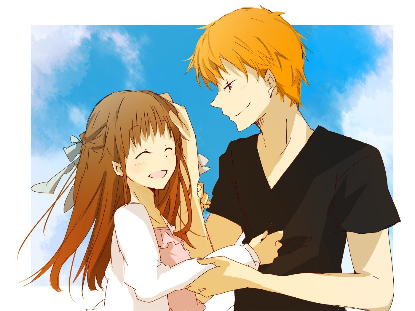 The characters from 'Fruits Basket'