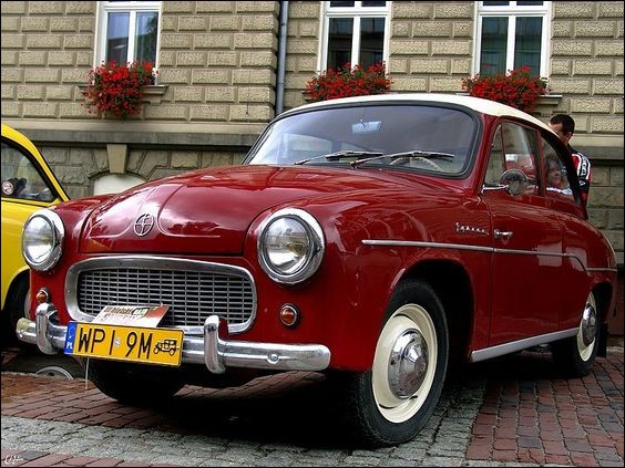"Was ""Little Mermaid"" the first Polish car?"