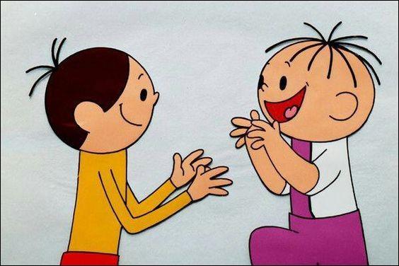 "Is ""Bolek & Lolek"" a well-known Polish cartoon?"