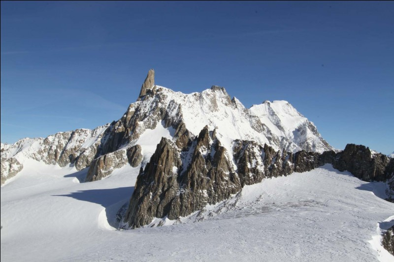 Is the highest mountain in Europe in Italy ?