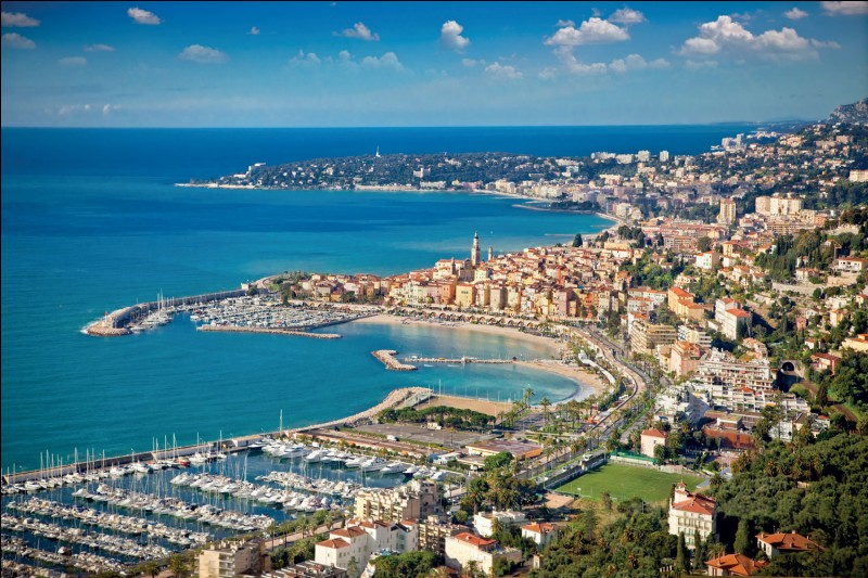 Is Sanremo an Italian city?