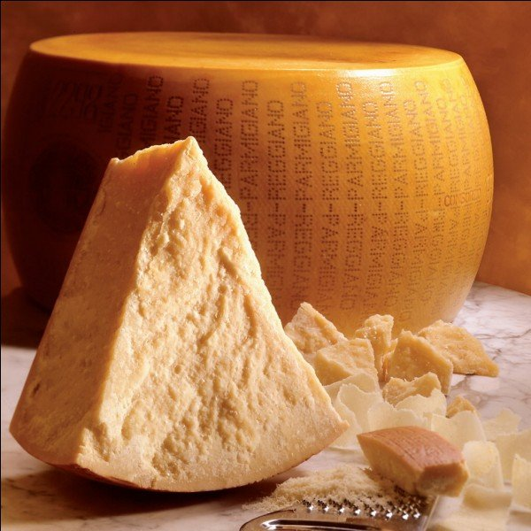 Is Parmigiano Reggiano made in Milan?