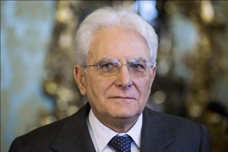 Is Sergio Montanella the president of the Italian Republic?