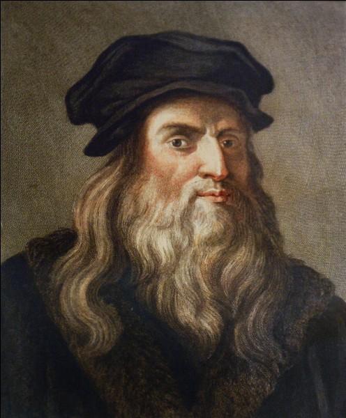Is Leonardo da Vinci a poet?